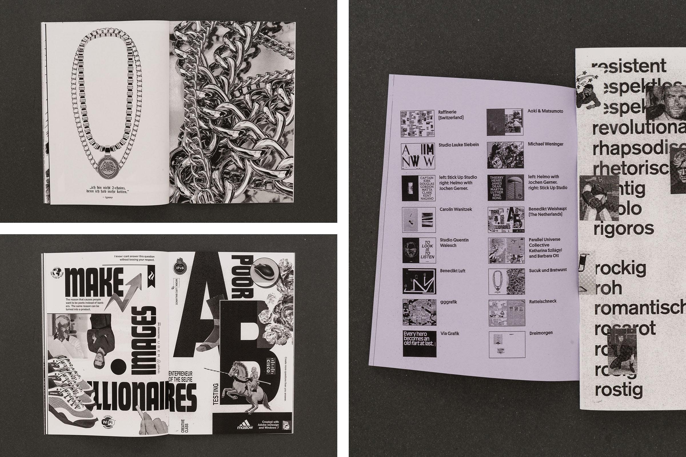 ABOUT – Independent Publishing Fanzine Innenseiten 2015 © Christian Weber – Büro für Gestaltung und Kommunikation