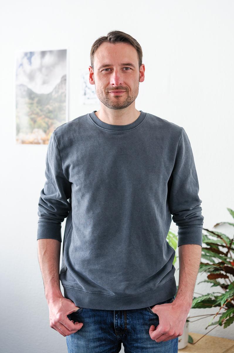 Christian Weber – Grafikdesigner aus Mainz