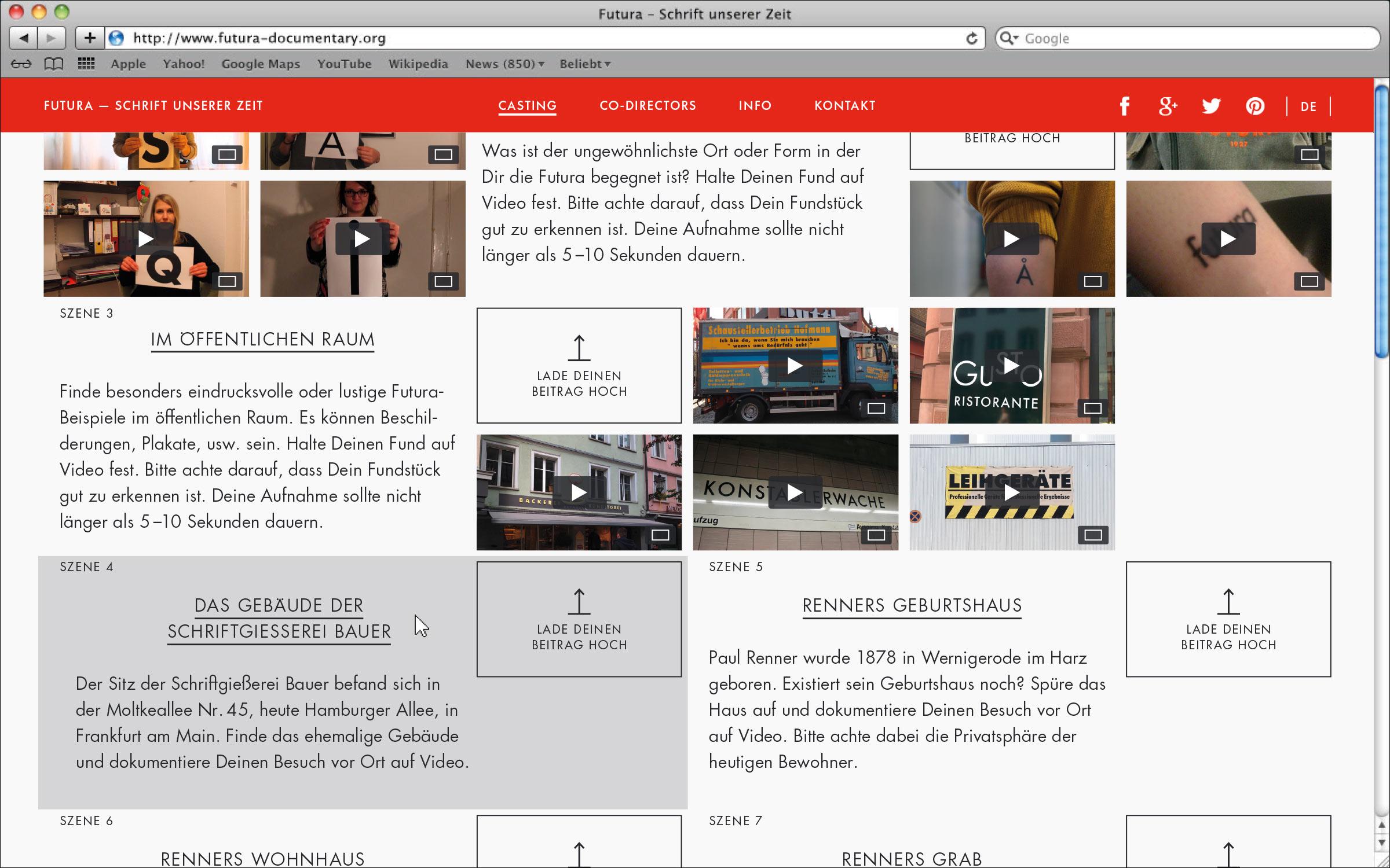 Weitere Fragen auf der Webseite Storyboard © Christian Weber – Büro für Gestaltung und Kommunikation